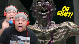 I'M SORRY!! BUT I JUST HAD TO DANCE AND FREESTYLE TO THIS SH#T!! [HOUSE OF THE DEAD 4]