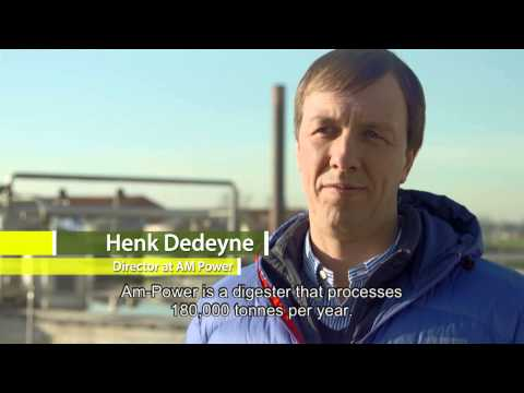 Flemish Centre for Manure Processing: pilot projects on nutrient recovery