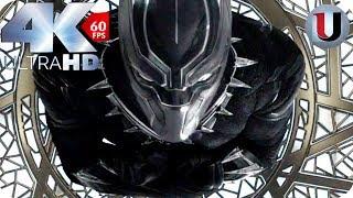 "Black Panther - ""I Never Freeze"" Scene - MOVIE CLIP (4K HD)"