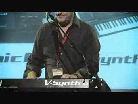 V-Synth GT Adrian Scott