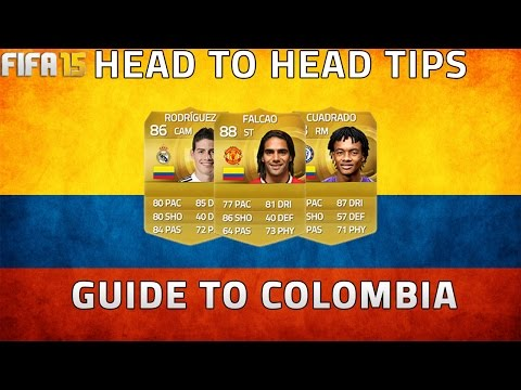FIFA 15 H2H Tips - Guide to Colombia