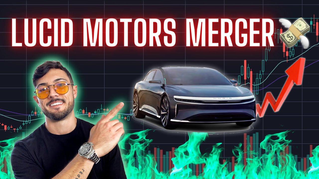 $CCIV to $LCID Merger Delayed? News Update + Price Targets (Still VERY Bullish on Lucid Motors)