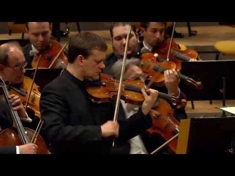 Hindemith: Violin Concerto / Zimmermann · P. Järvi · Berliner Philharmoniker