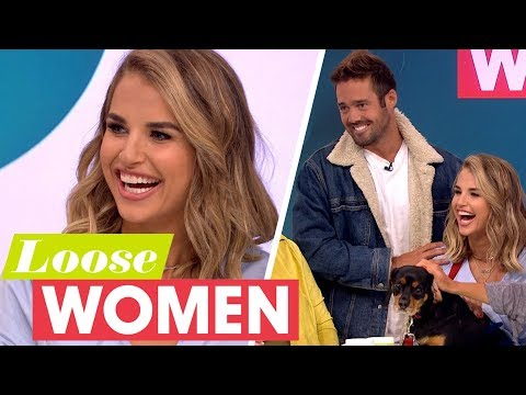 Vogue Williams Gets a Special Surprise From Spencer Matthews | Loose Women