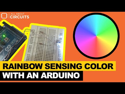 Feel the Rainbow: Sensing Color with an Arduino