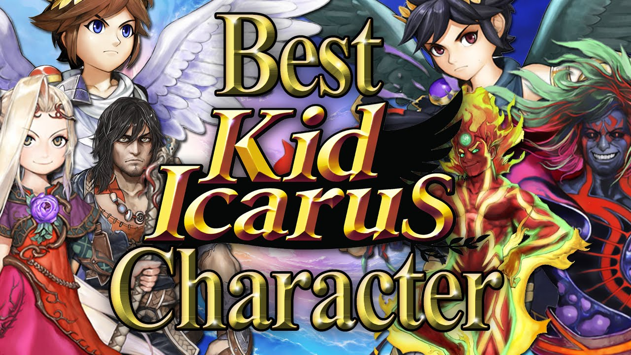 Community Choice Best Kid Icarus Character