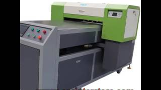 2016 funcionamiento Estable A3 uv led impresora plana para el teléfono móvil de la piel
