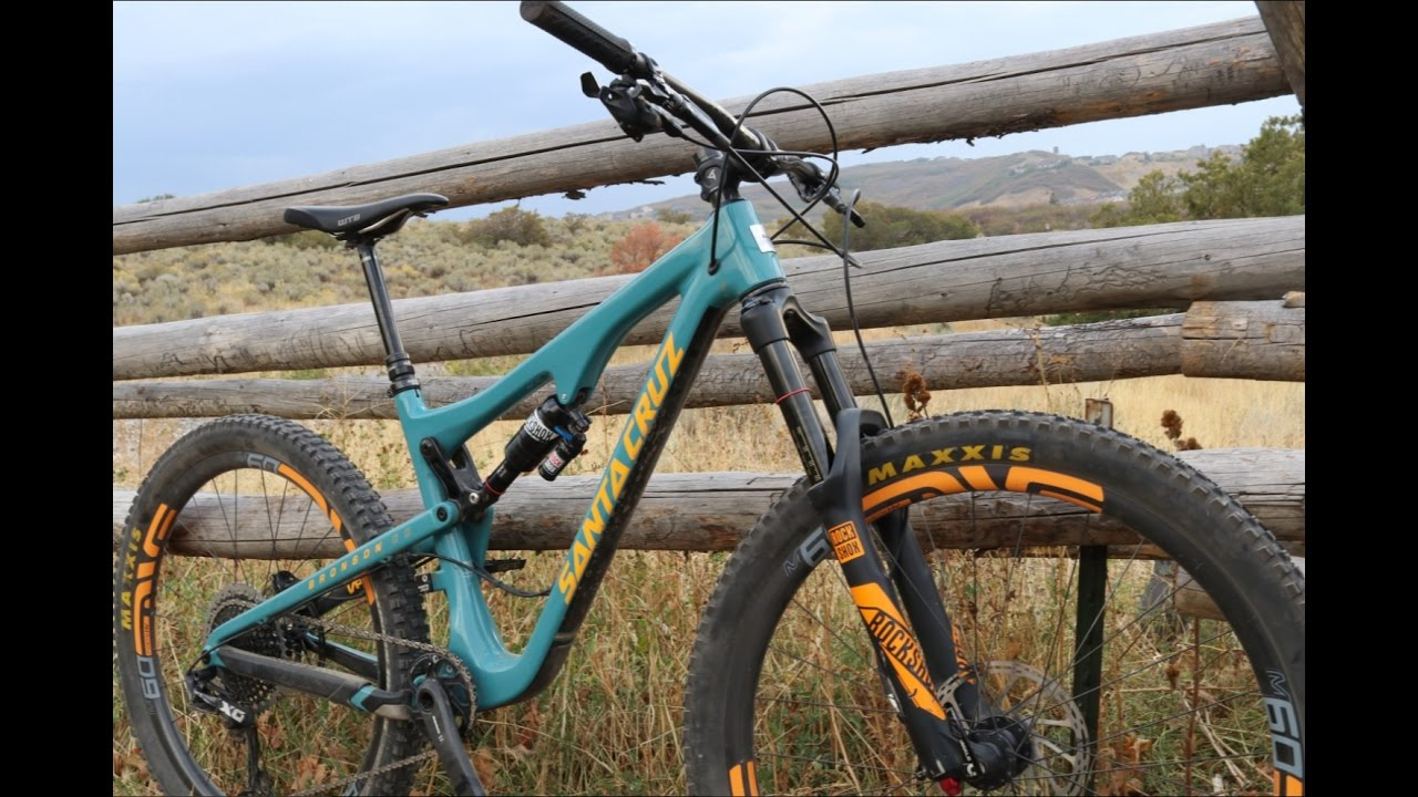 Santa Cruz Bronson 2017 >> 2017 Santa Cruz Bronson Test Ride Review