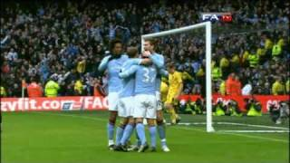 Man City 5-0 Notts County | The FA Cup 5th Round