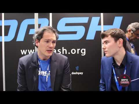 Interview w/ Dash CMO, Fernando Gutierrez at The North American Bitcoin Conference 2018 in Miami