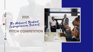 Business Arsenal University presents The National Student Entrepreneurs Summit
