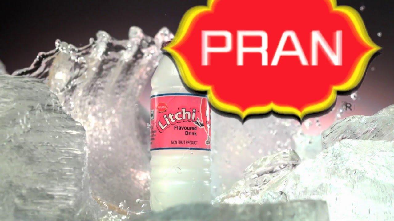 PRAN Litchi Drink