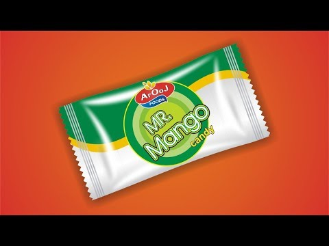Mr. Mango Candy Design I 3D Packaging I CorelDraw in Hindi