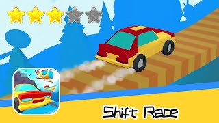 Shift Race: Epic Racer 3D Game Walkthrough Car&boat, fun running temple Recommend index three stars