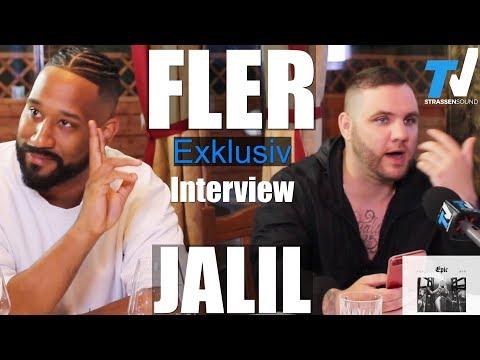 FLER x JALIL EXKLUSIV INTERVIEW - XXL Epic Realtalk mit Davud TV Strassensound