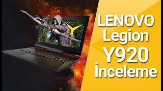 20.000 TL'lik OYUNCU BİLGİSAYARI TESTTE!  Lenovo Legion Y920 İnceleme