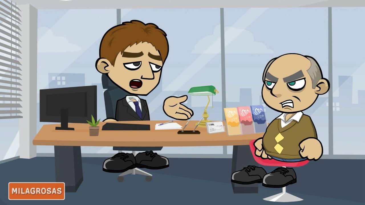Chistes graciosos de bancos   Cómo solicitar un crédito
