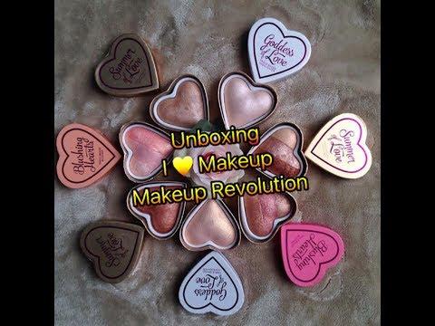 unboxing maquillalia