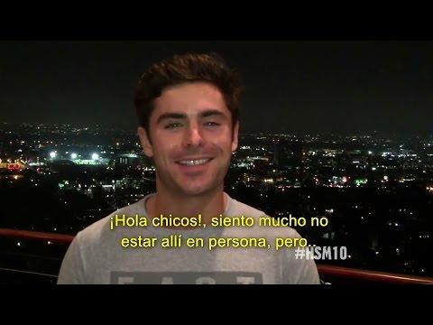 Especial High School Musical: Escenas Favoritas - Sub Español