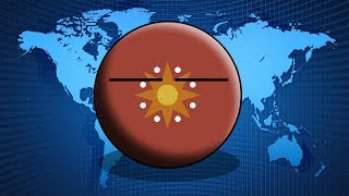 видео: COUNTRYBALLS | Будущее Мира | 2 сезон 2 серия | Китайская Федерация