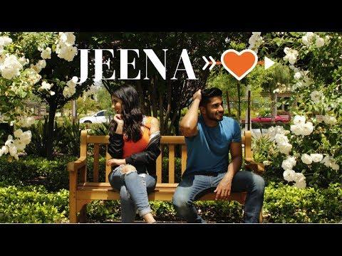 Jeena: A Meeting   Bollywood Hip Hop Choreography by Shereen Ladha   Atif Aslam   Badalapur