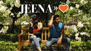 Jeena Jeena Dance | Bollywood Hip Hop Choreography by Shereen Ladha | Atif Aslam | Badalapur