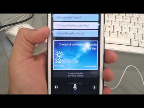 [How To] Como instalar el S-Voice del GS4 al GS3 o GNote2 Videos De Viajes