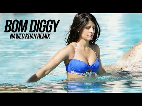 Bomb Diggy (Nawed Khan Remix) | Zack Knight x Jasmin Walia