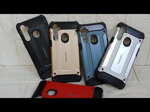 Case Spigen Iron For Realme 5