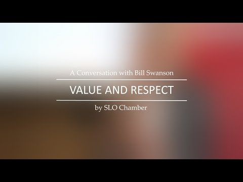 Insight Studio Conversation with Bill Swanson: Value and Respect