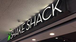 Shake Shack Los Angeles International Airport Terminal 3 7-30-17