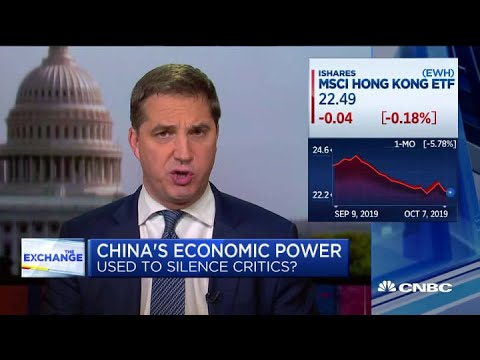 NBA blacklash in China shows the long-term struggle between US and China: Strategas analyst