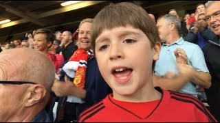 Manchester United v Leicester City | Match Day Vlog | Premier League | 10.08.2018