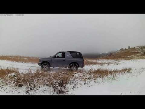 Opel Frontera Sport Кама И 502