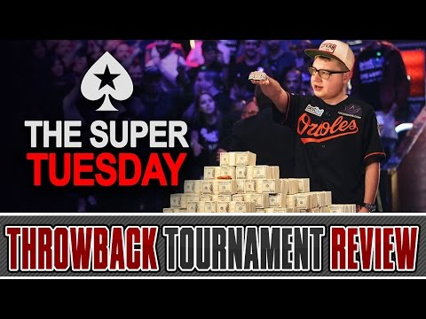[Part 2] $1050 Super Tuesday - Throwback Tournament Review