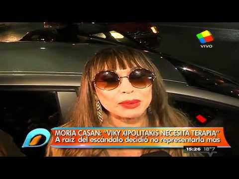 Moria insiste con la ayuda para Xipolitakis: Necesita terapia