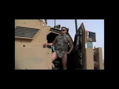 ke$ha blah blah blah soldiers HD
