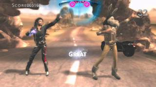 Michael Jackson The Experience -- Speed Demon [for iPad, PS Vita and 3DS]