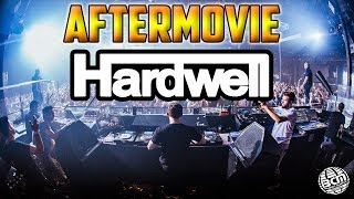 AFTERMOVIE || HARDWELL BCM PLANET DANCE MALLORCA MAGALUF 2016
