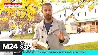 Дождь возможен в столице в четверг - Москва 24
