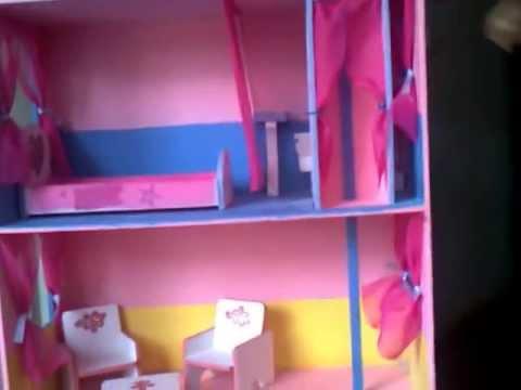 Casa de barbies con ascensor youtube - Casa de barbie con ascensor ...