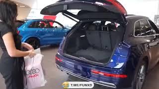 Новые технологии в мире и в Росии, новые опции автомобиля, разница между АУДИ и ВАЗ, прикол)