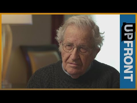 UpFront - Noam Chomsky on the war against ISIL