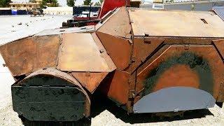 Вот так выглядят авто смертников ИГИЛ в Ираке