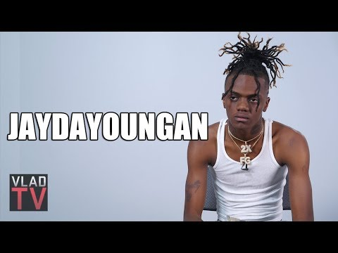 JayDaYoungan Reacts to DJ Vlad Listing Rappers Killed from Louisiana (Part 4)