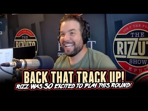 RIZZ tries out BACK THAT TRACK UP! [Rizzuto Show]