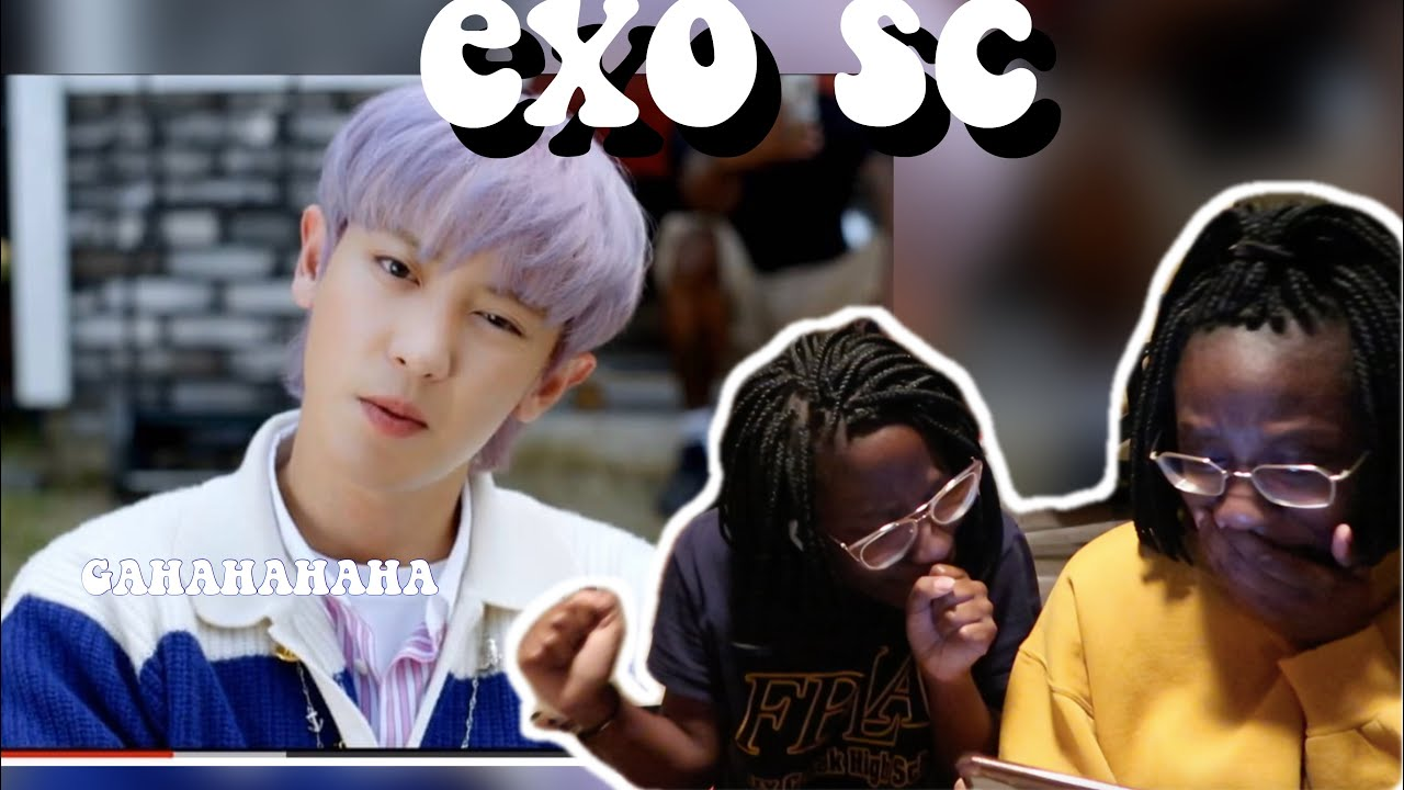 EXO-SC 세훈&찬열 '척 (Telephone) (Feat. 10CM)' MV | REACTION (GAHAHAH)