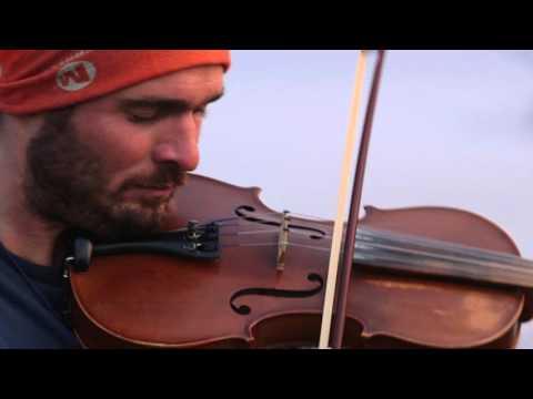 Eliel Bureau Lafontaine, le violoneux des montagnes du Yukon