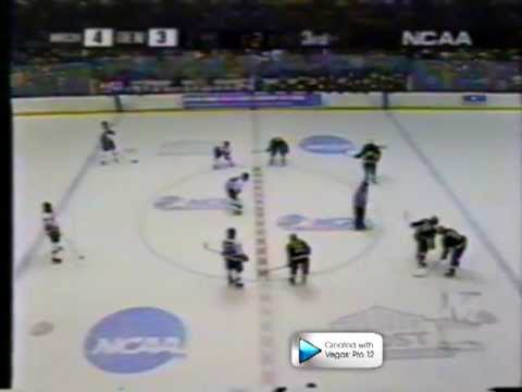 2002 NCAA Ice Hockey West Regional Final - Michigan vs Denver