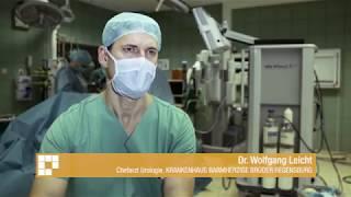 Medizinrobotik - Da Vinci Operationssystem